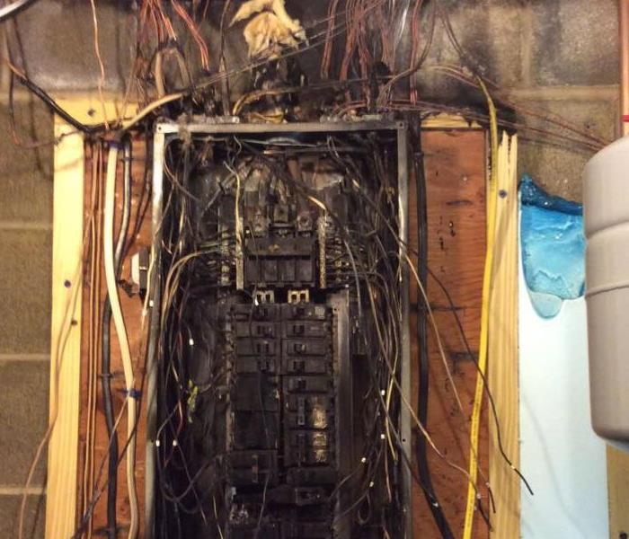 The Electrical Disaster in the Basement - Bedford, PA